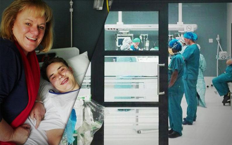 Matthew's Transplant – T 0 (Transplant day) – Janet Legemaate