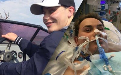 Matthew's Transplant Story T+2