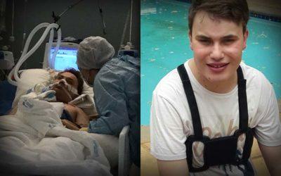 Matthew's Transplant Story T+3