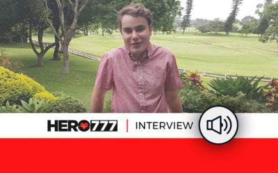 LISTEN : Hero777 SABC Interview with Matthew