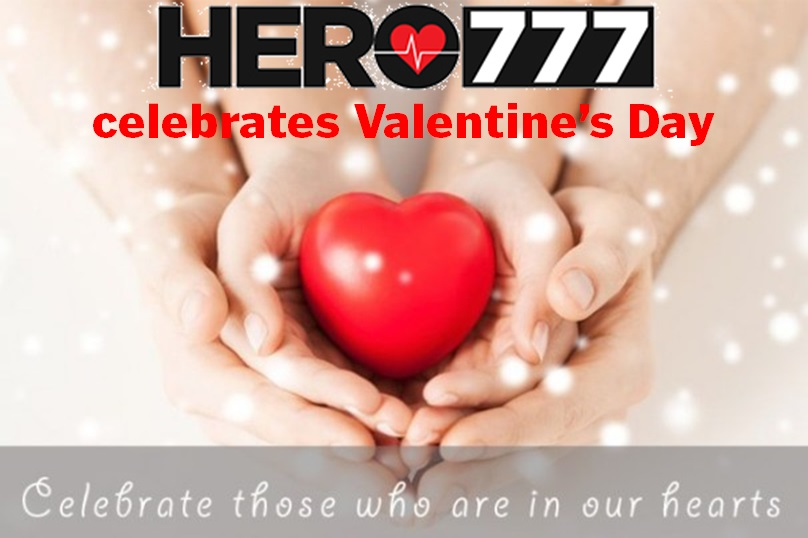 We remember – this Valentine's Day
